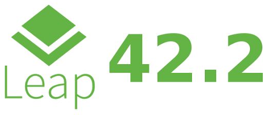 OpenSuSE Leap 42.2-Logo